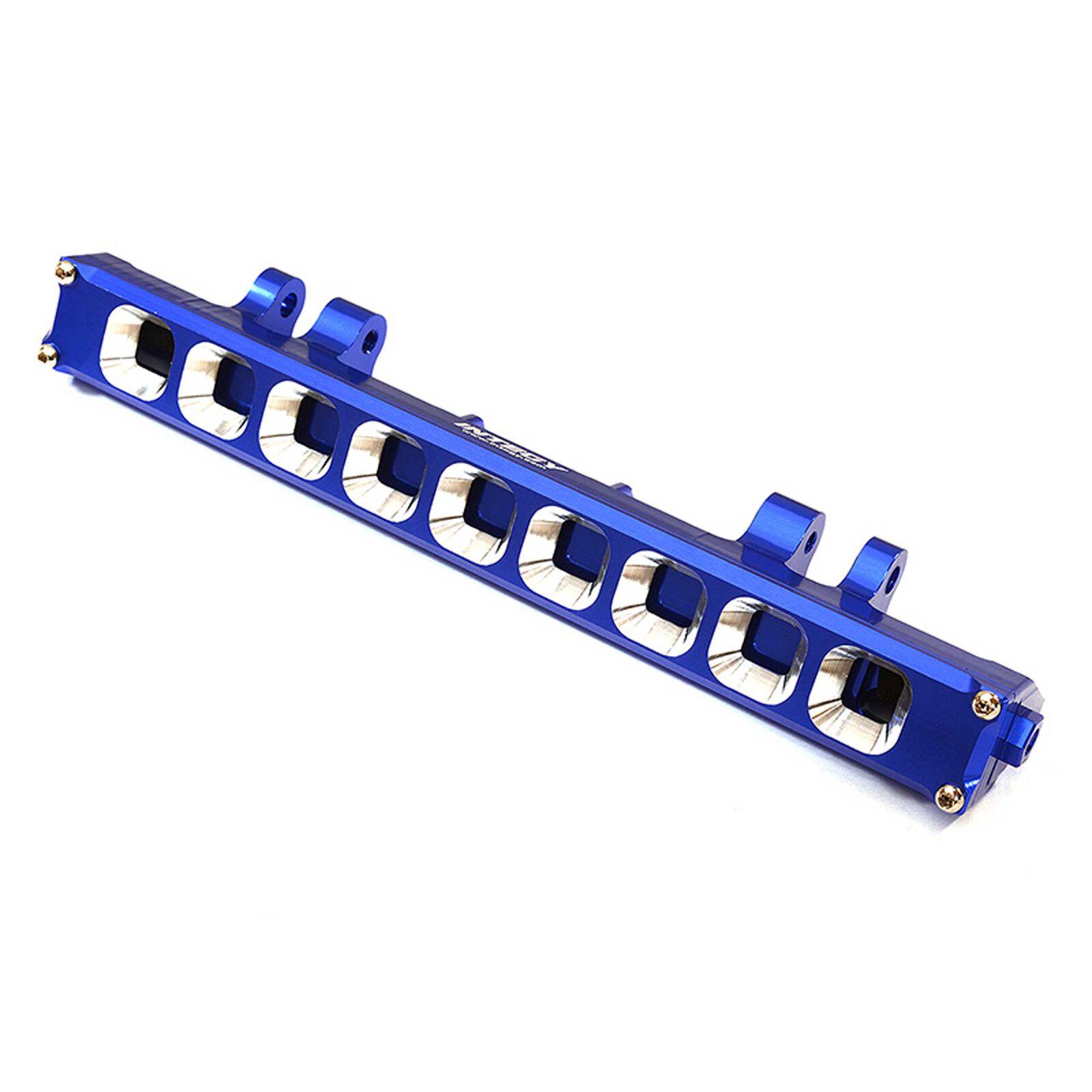 LED Roof Housing, Blue: Losi 1/5 Desert Buggy