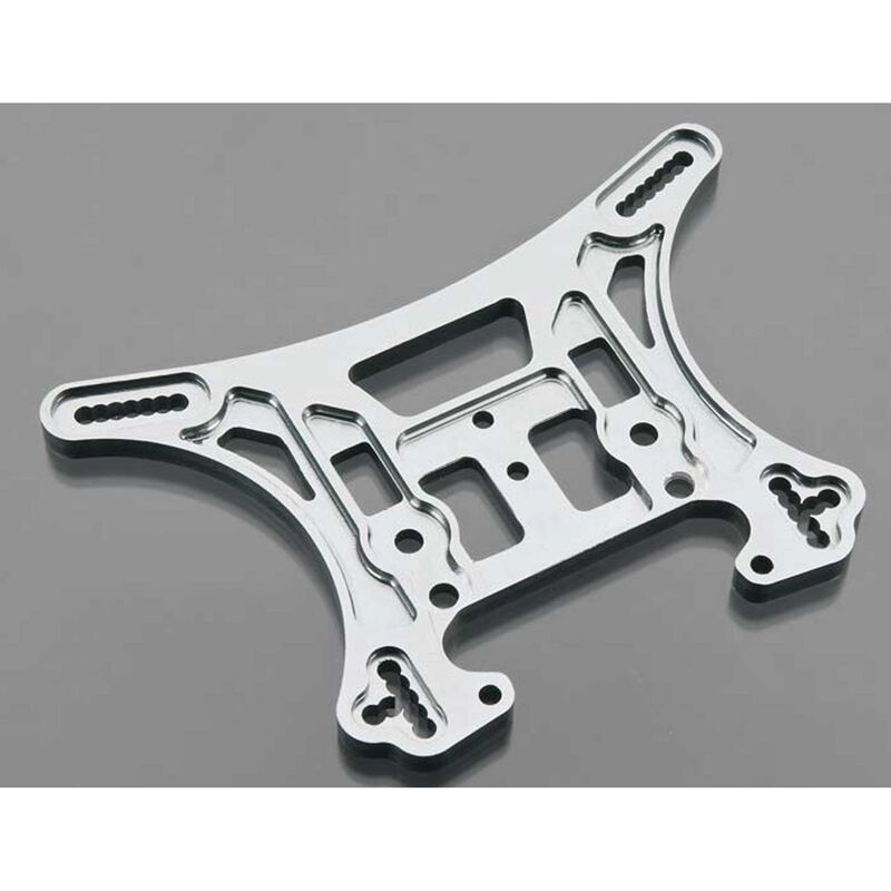 Shock Tower Racing Aluminum Rear 7075, Gray: 835