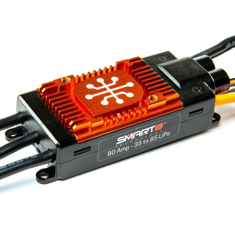 Avian 80 Amp Brushless Smart ESC, 3S-8S
