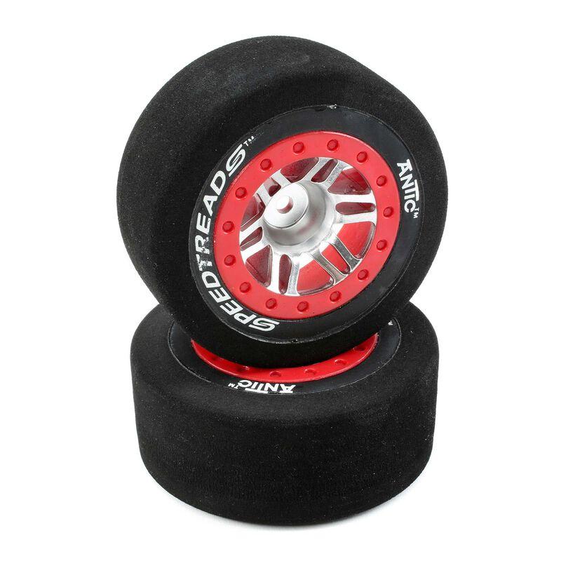 SpeedTreads Antic Foam SCT Front Rear Mounted (2): Slash/Rustler, ECX 4X4