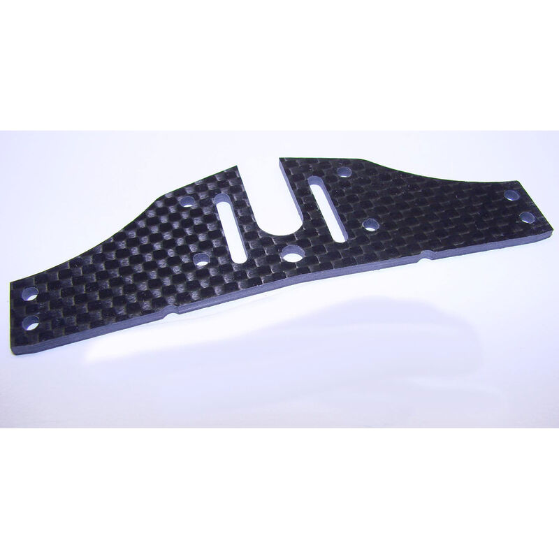 """""""Less 6"""" Front Carbon Plate, 2.5mm: WTF-1"""
