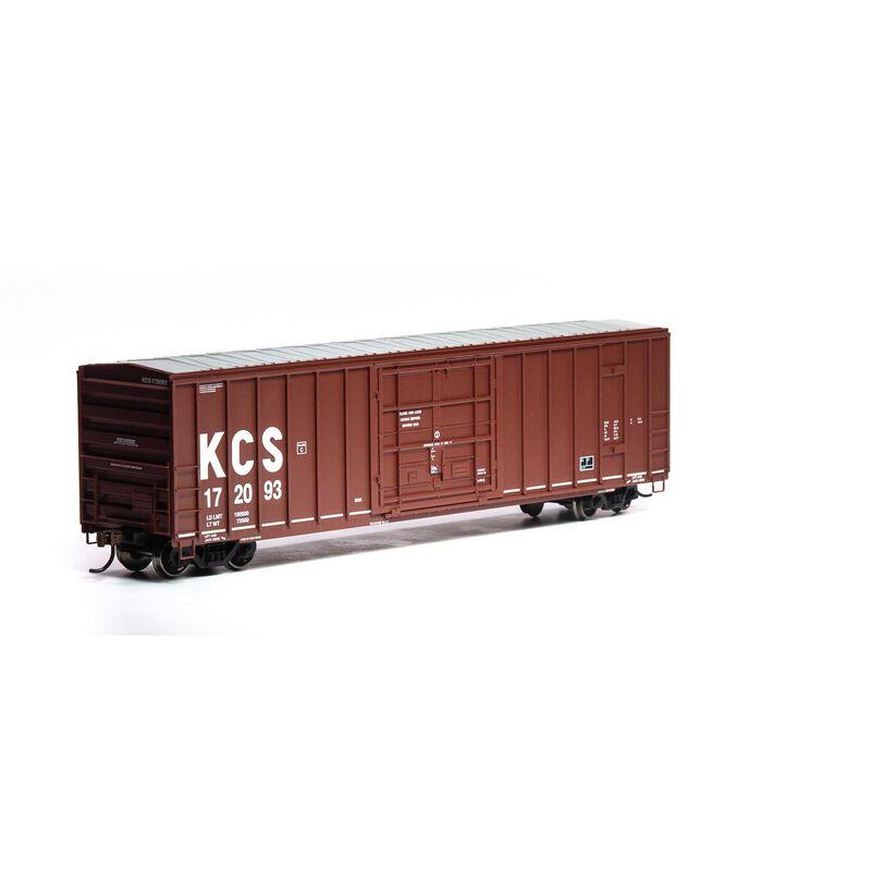 HO RTR 50' FMC Superior Plug Door Box KCS #172093