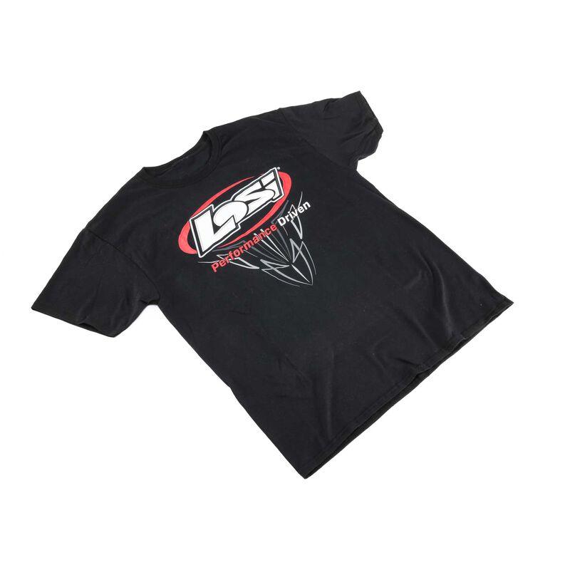 Performance Driven Men's T-Shirt, Large