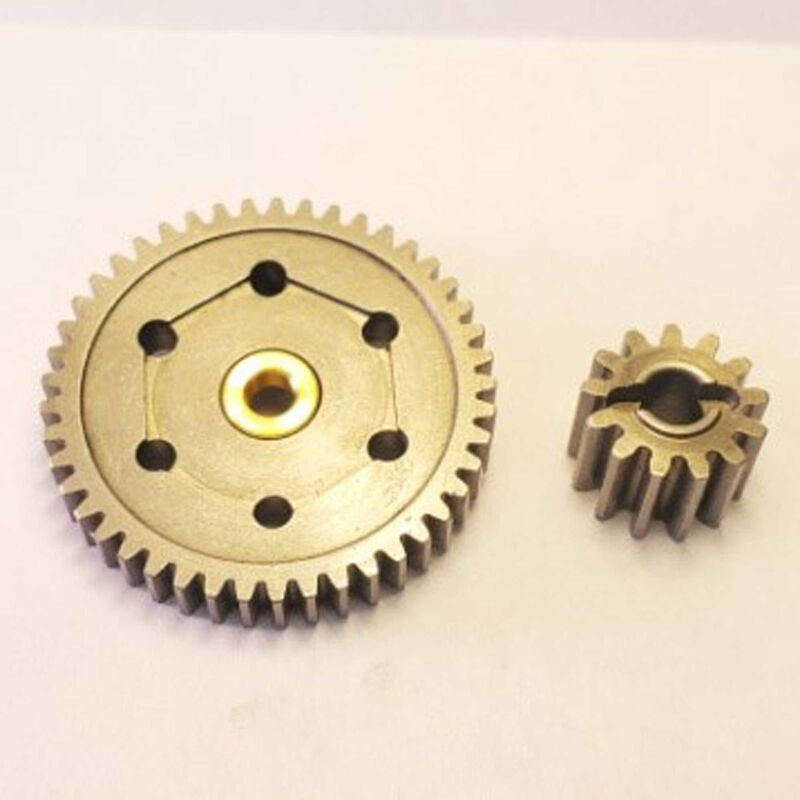 Gen8 Hardened Steel Transfer Gear, 13T: Redcat