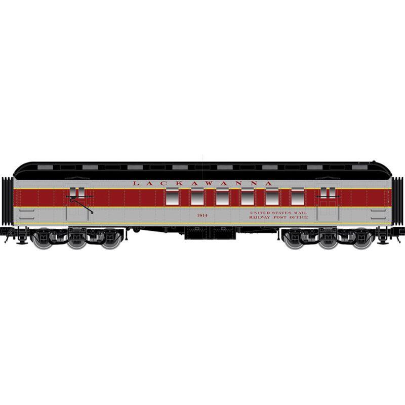 N Trainman 60' RPO Car EL #1816