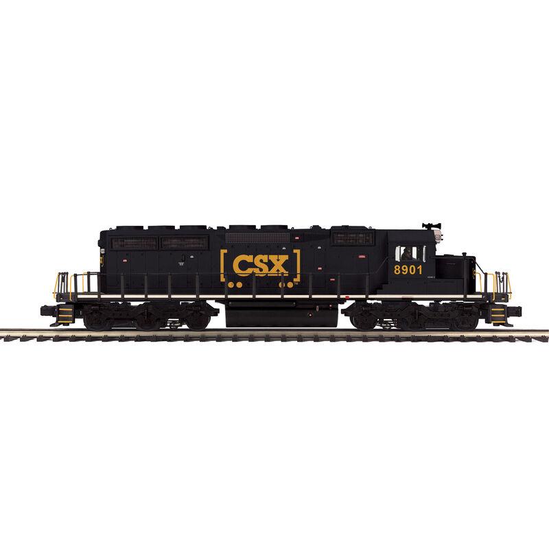 O SD40-2 w PS3 CSX #8901