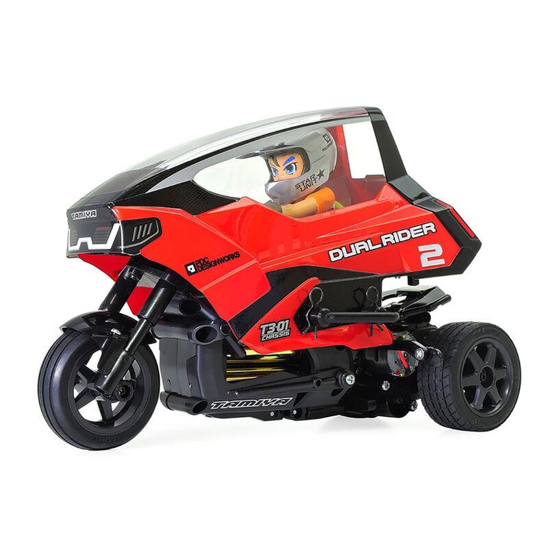 1/8 T3-01 Dual Rider Trike Kit