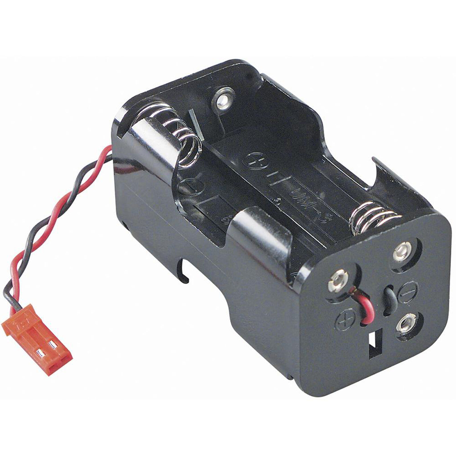 Dry 4C Receiver w BEC Connector