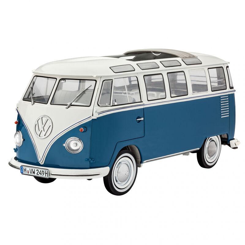 1/16 VW Type 2 T1 Samba Bus