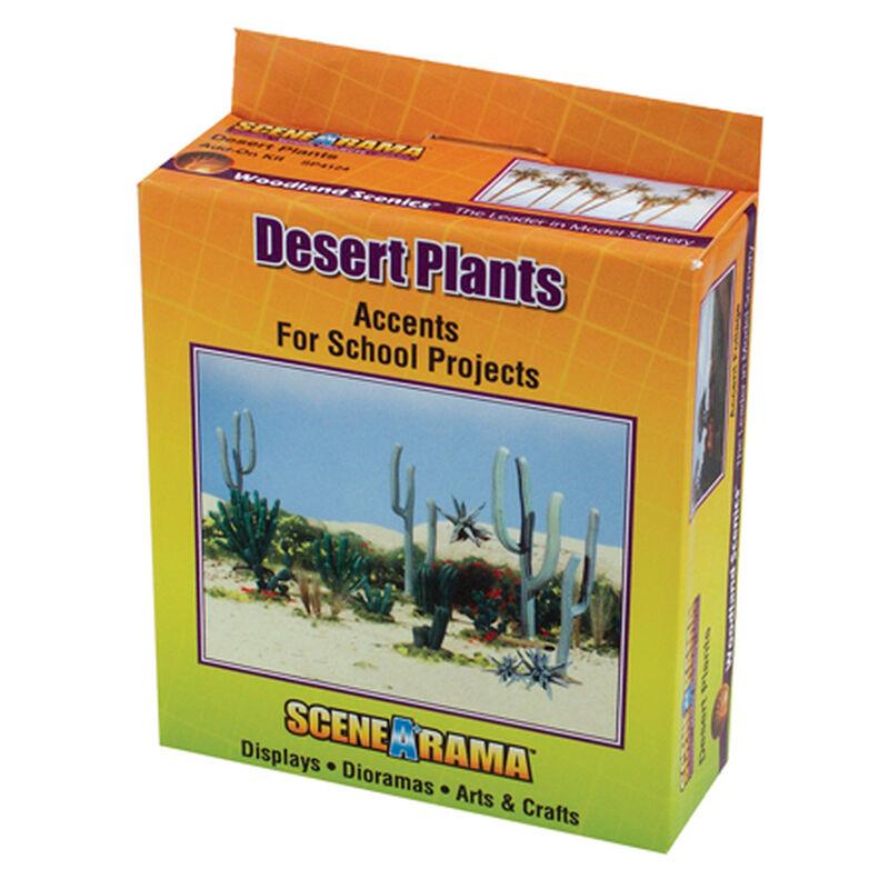 Scene-A-Rama Desert Plants