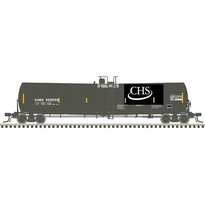 HO 25 000-Gallon Tank CHS #255001