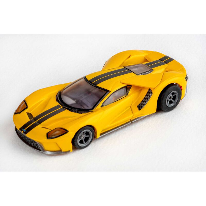 Ford GT - Triple Yellow