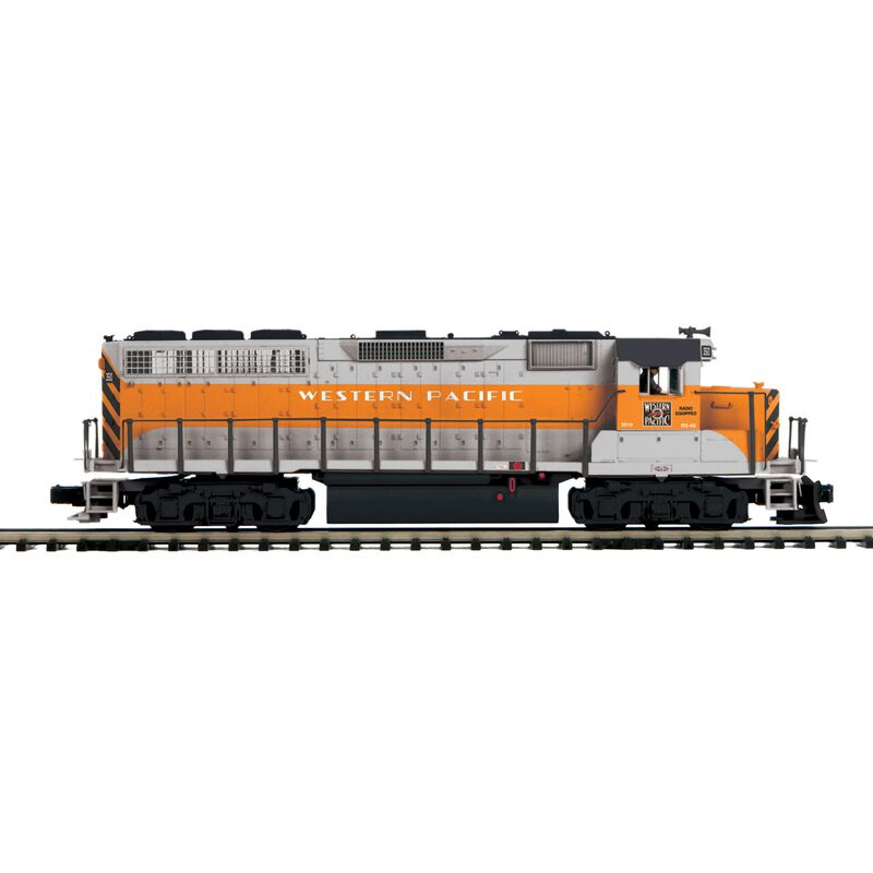 O GP-40 with PS3 & Scale Wheels WP #3510