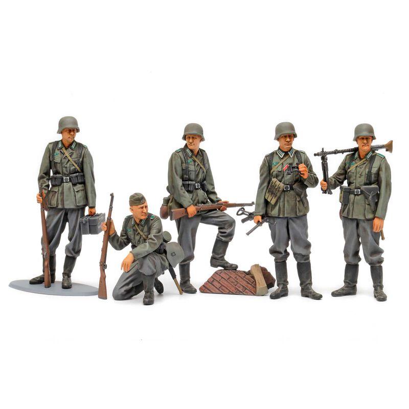 1/35 German Infantry Set Mid WWII