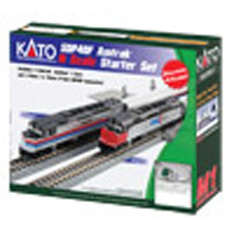 N SDP40F Starter Set Amtrak Phase I