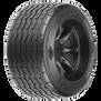 1/10 PROTOform VTA Rear 31mm VTA Tires Mounted 12mm Black Wheels (2)