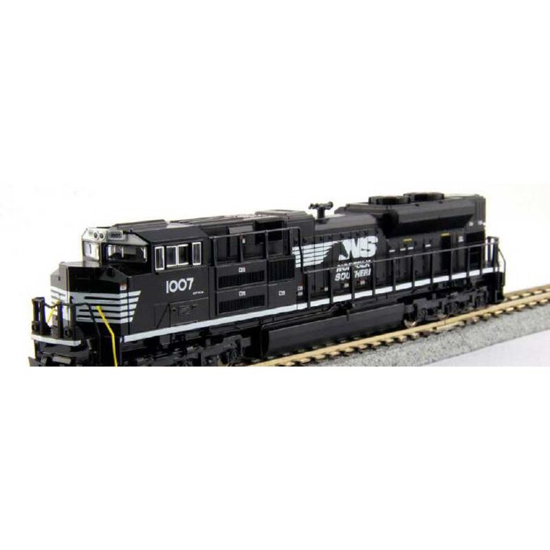 N EMD SD70ACe Norfolk Southern Cab Head #1030 DCC