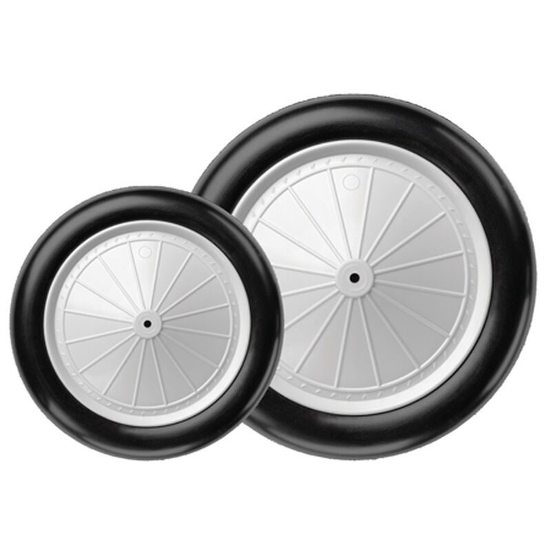 """1/8 Scale Vintage Wheels, 3.5""""  (2)"""