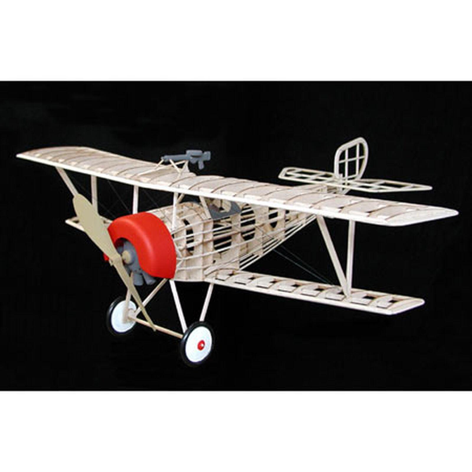 "Nieuport II Laser Cut Kit, 24"""