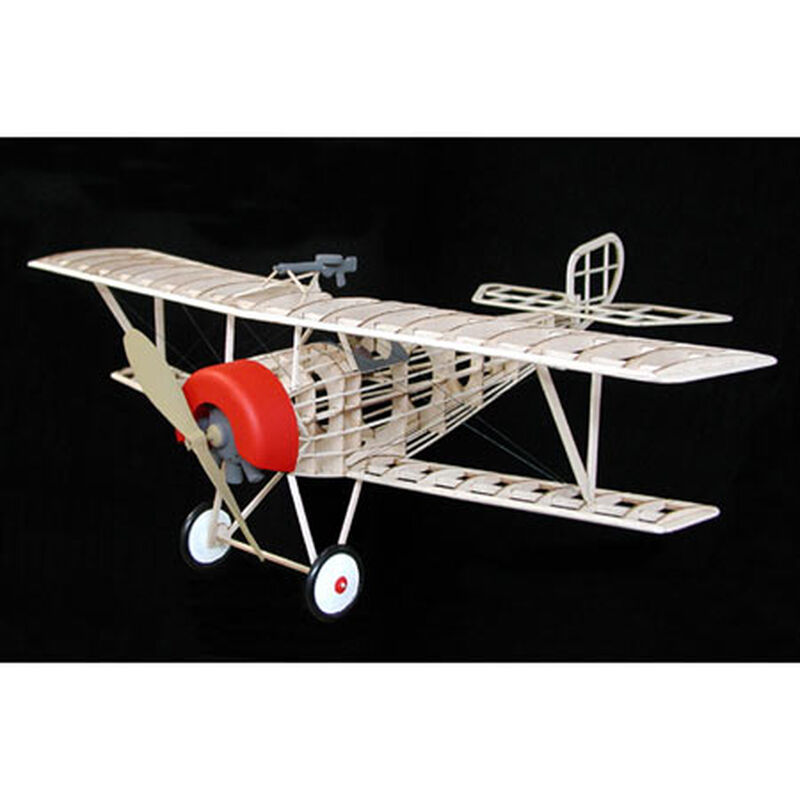 Nieuport II Laser Cut Kit, 24""