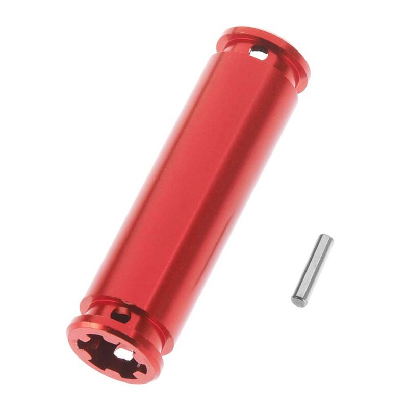 Slider Driveshaft 41mm: Nero