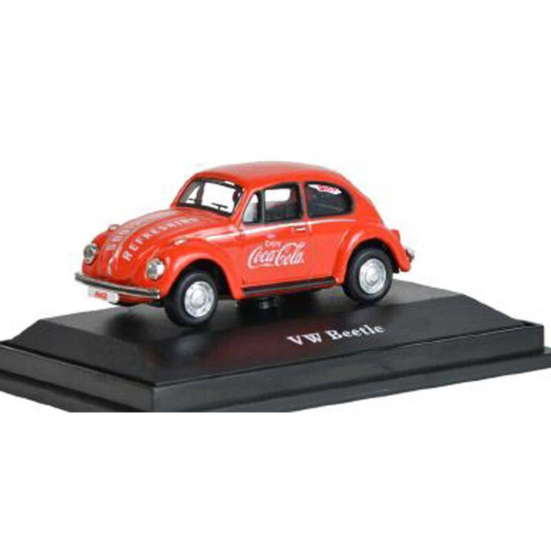 Coca Cola 1/72nd Scale 1966 Volkwagen Beetle