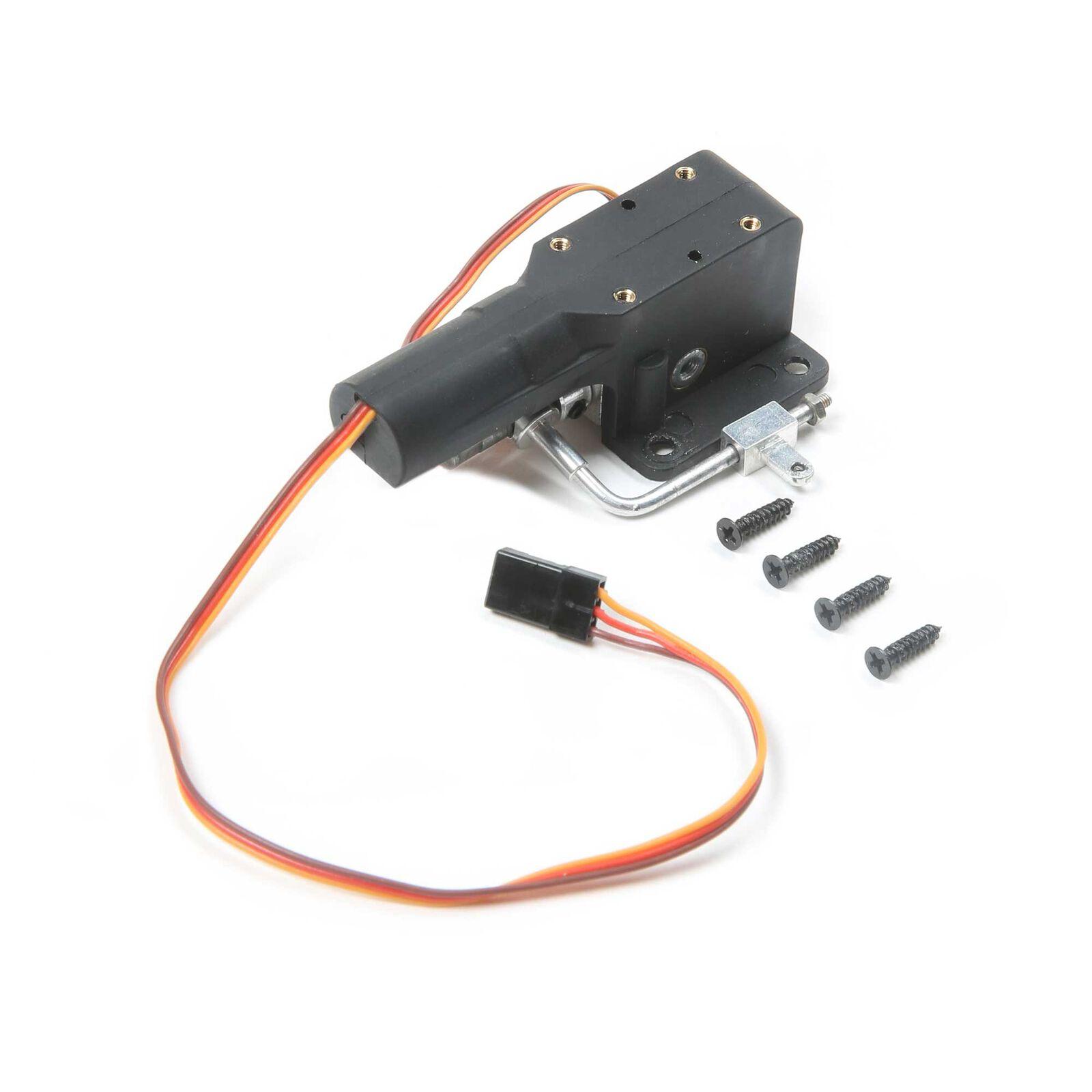 E-Retract Unit: Nose Gear 80mm EDF