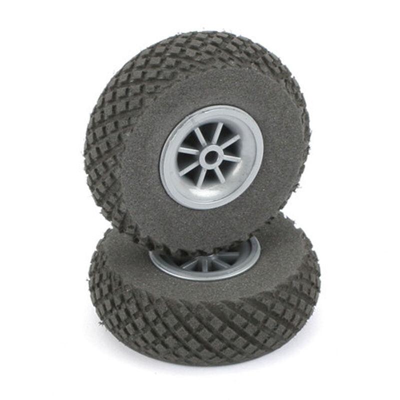 "Diamond Lite Wheels,2-1/2"""