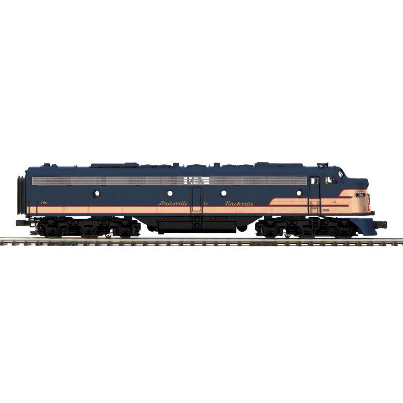 O Hi-Rail E8A w PS3 L&N #796