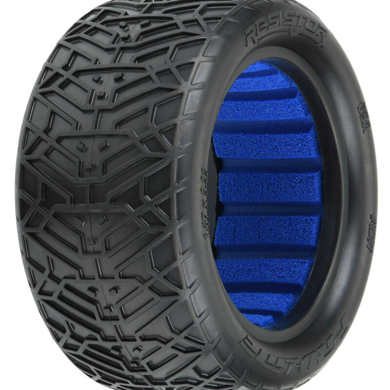 "Resistor 2.2"" S4 Buggy Rear Tires"