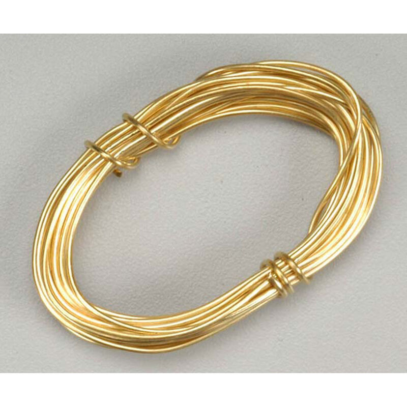 Brass Wire 1mm 3 Meter