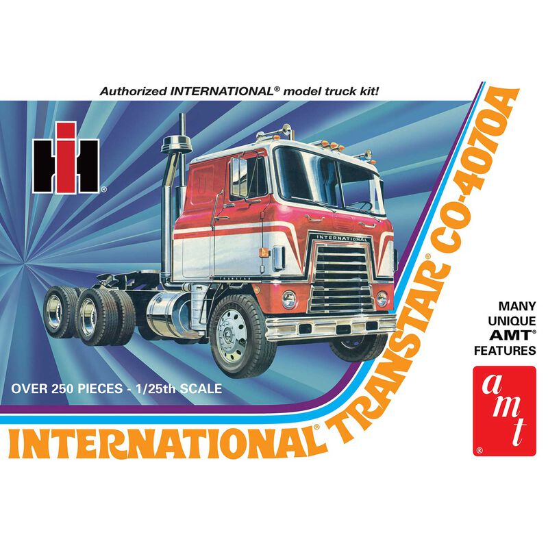 International Transtar CO-4070A Semi Tractor
