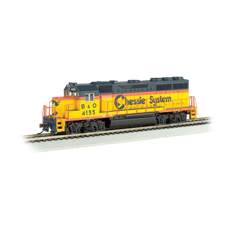 HO GP40 Chessie #4155