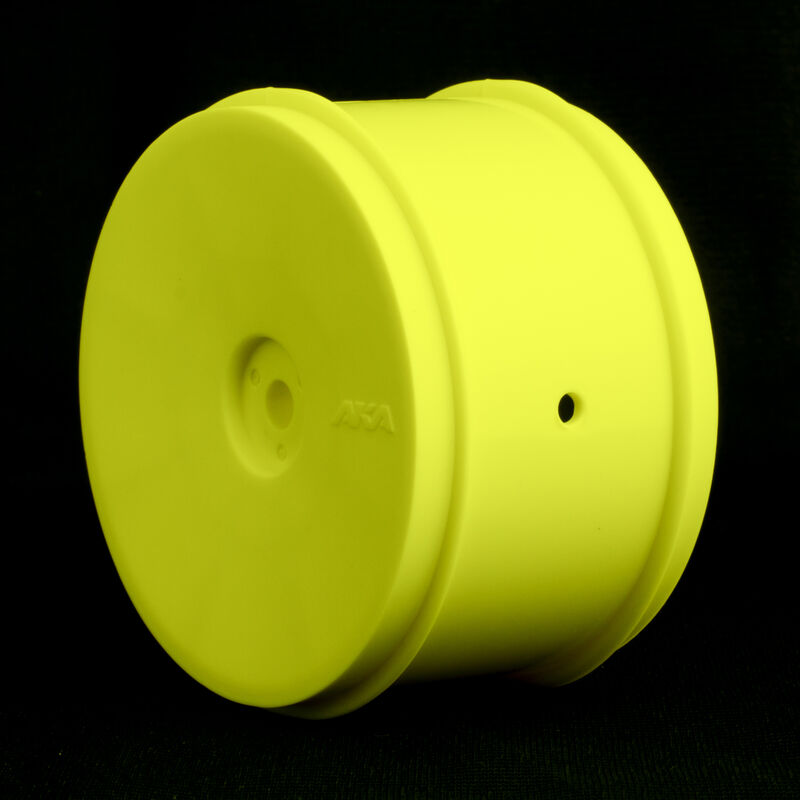 1/10 Buggy EVO Rear Wheel, Yellow: KYO, ASC, TLR (2)