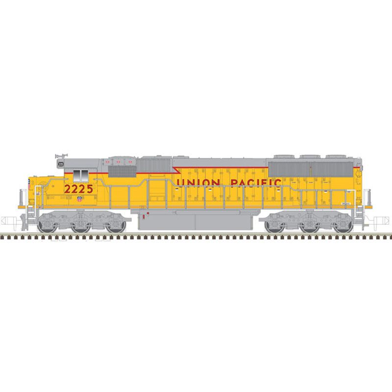 N SD60 UP #2225