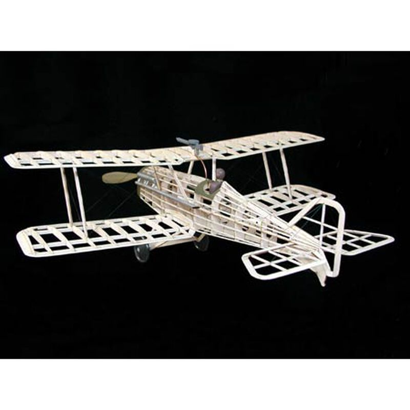 British S.E.5A Laser Cut Kit, 24""