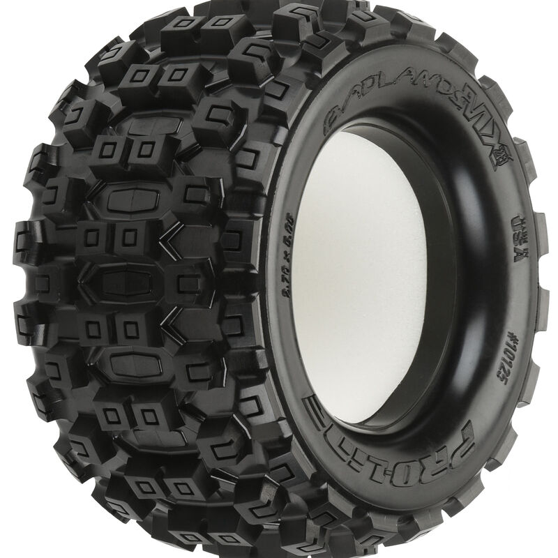 Badlands MX28 2.8 TRA Style Bead, Truck Tire (2)