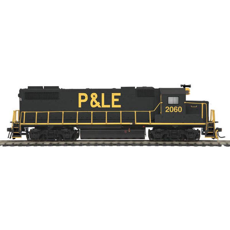 HO GP38-2 with NMRA, P&LE #2060