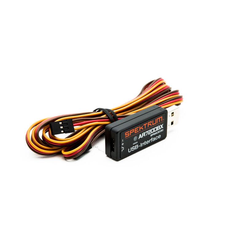 USB Interface: AR7200BX, AR7300BX