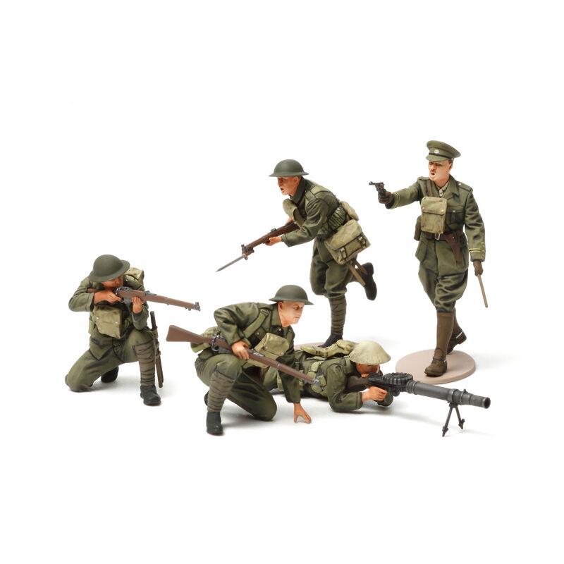 35339 1 35 WWI British Infantry Set