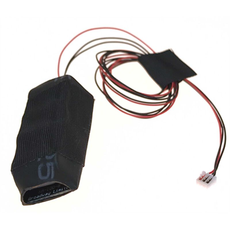 GoPack Power Continuity Capacitor Pack with Plug