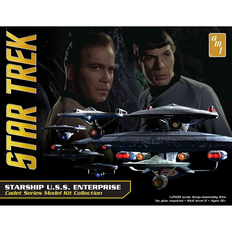 Star Trek U.S.S. Enterprise Box Set - Snap
