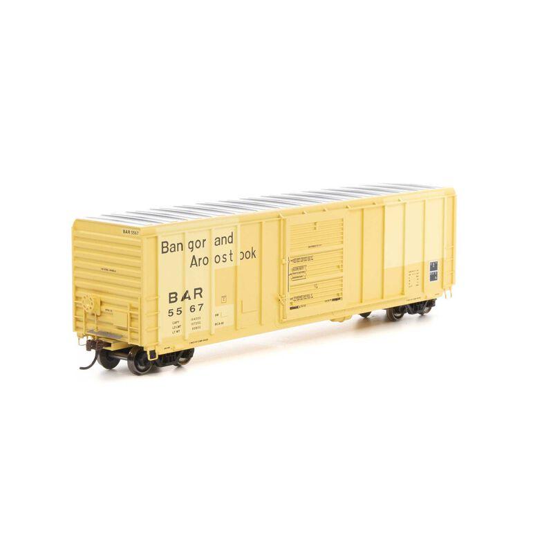 HO RTR 50' PS 5344 Box BAR #5567