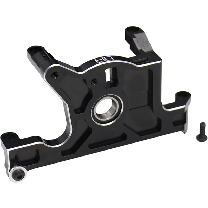HD Bearing Motor Mount: Rustler 4X4, LCG Slash 4x4