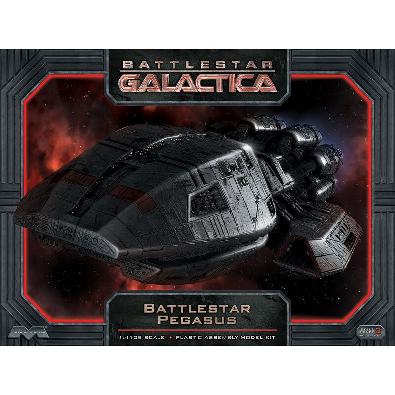 Battlestar Galactica Pegasus 1/4105 Kit