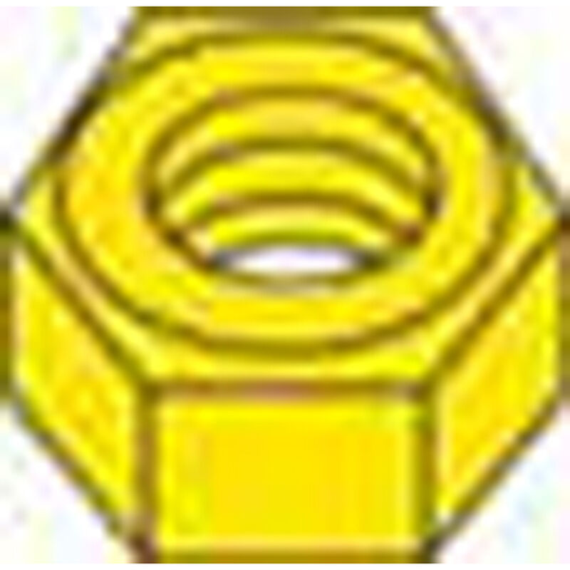 1-72 Hex Nuts (5)
