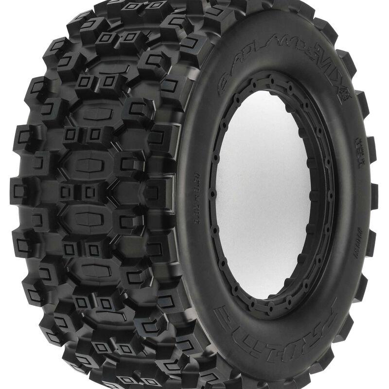 Badlands MX43 Pro-Loc Tire(2) Pro-Loc X-MAXX Wheel