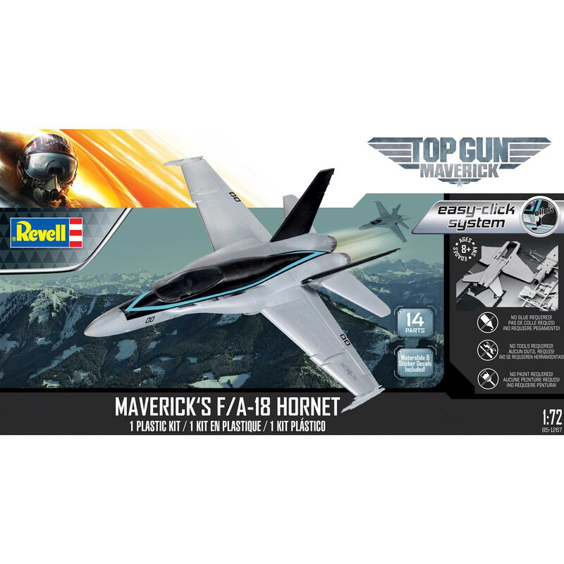 1 72 F A18E Super Hornet Top Gun Maverick