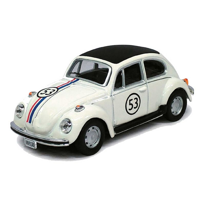 Cararama 1 43 VW Beetle car, Herbie