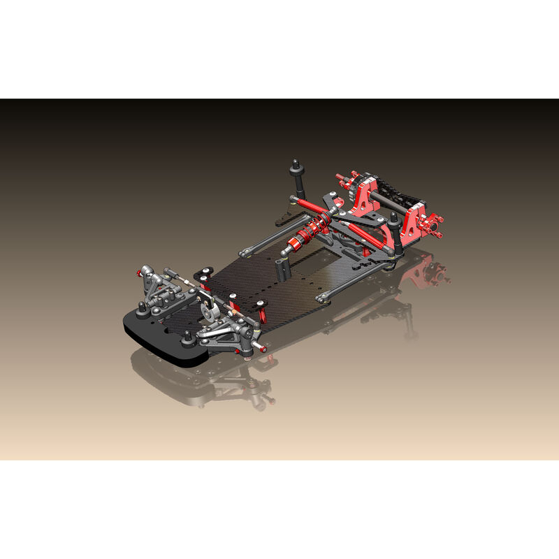 1/12 CK25 2WD Pan Car Kit Limited Edition